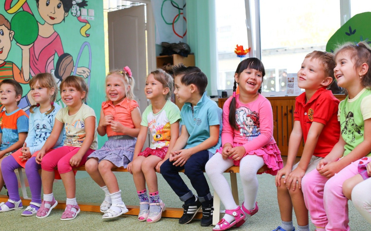 Tor Vergata, asiloterapia per bambini